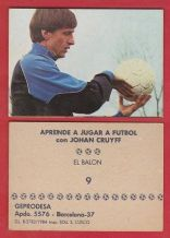 Barcelona Johan Cruyff Holland Training 9